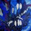 Blaue Amaryllis